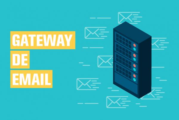 gateway de e-mail descontinuado
