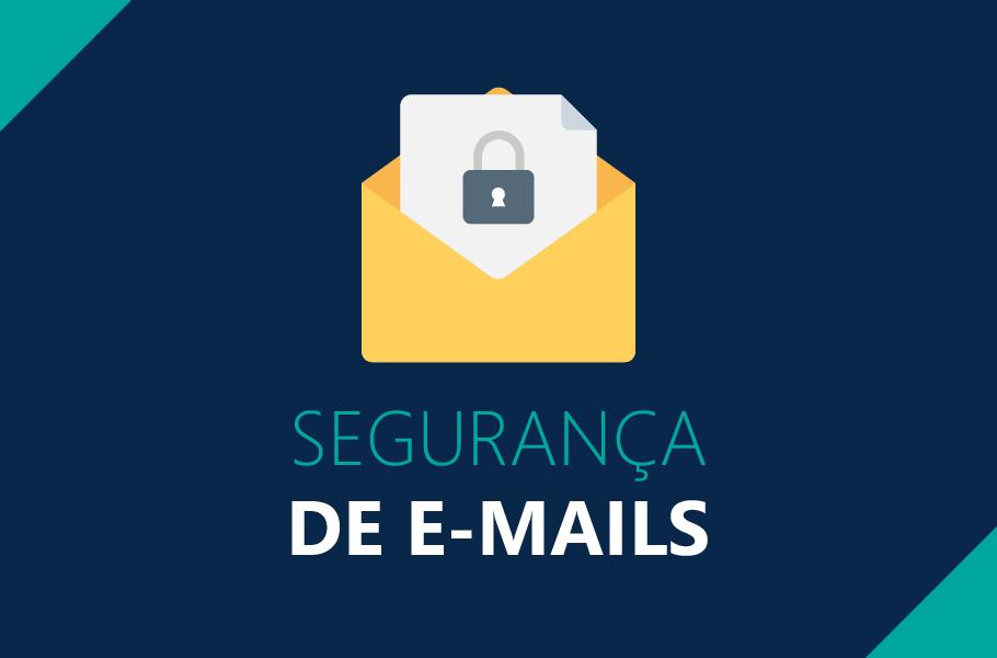 Segurança de e-mails