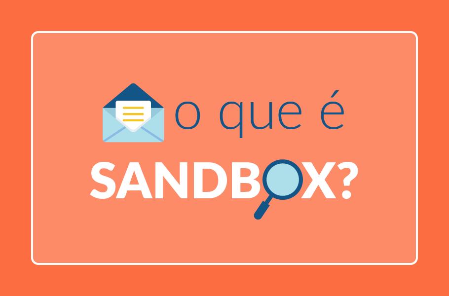 o que é sandbox