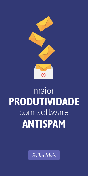 Software Antispam - Maior Produtividade