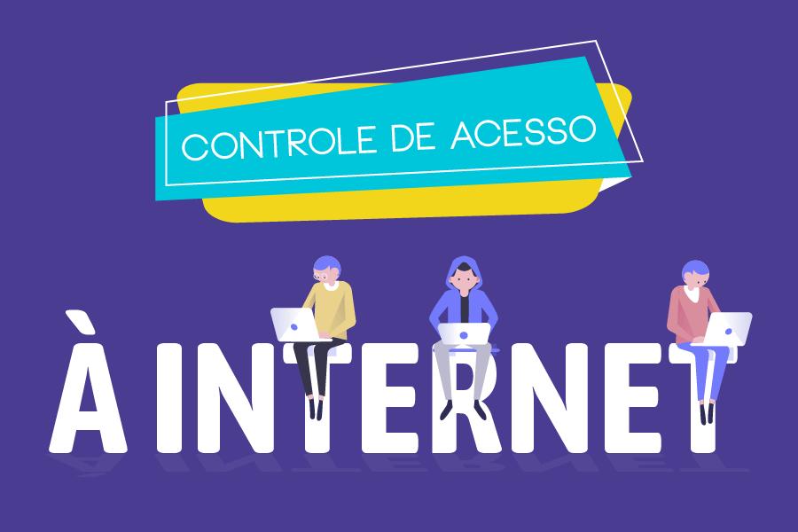 controle de acesso à internet