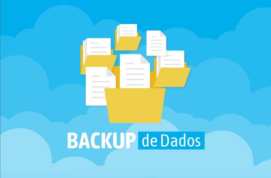 Backup de dados - HSC Brasil