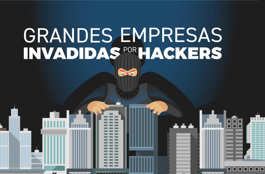 Grandes Empresas Invadidas por Hackers