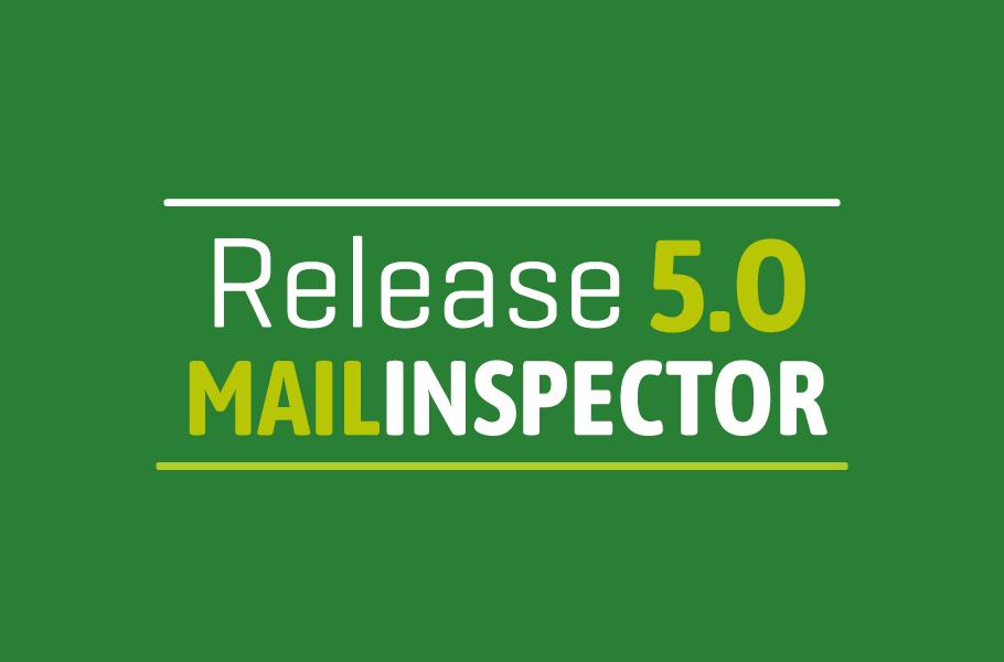 Release Mailinspector 5.0