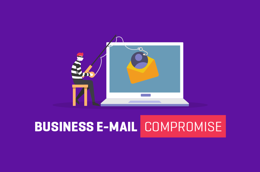 Business E-mail Compromise - BEC