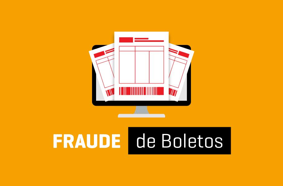 Fraude de Boletos - Ameaça Virtual