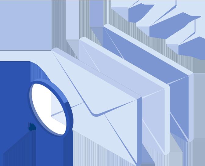 Administração de quarentenas de e-mail